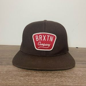 Brixton | Snap Back Hat - Brown